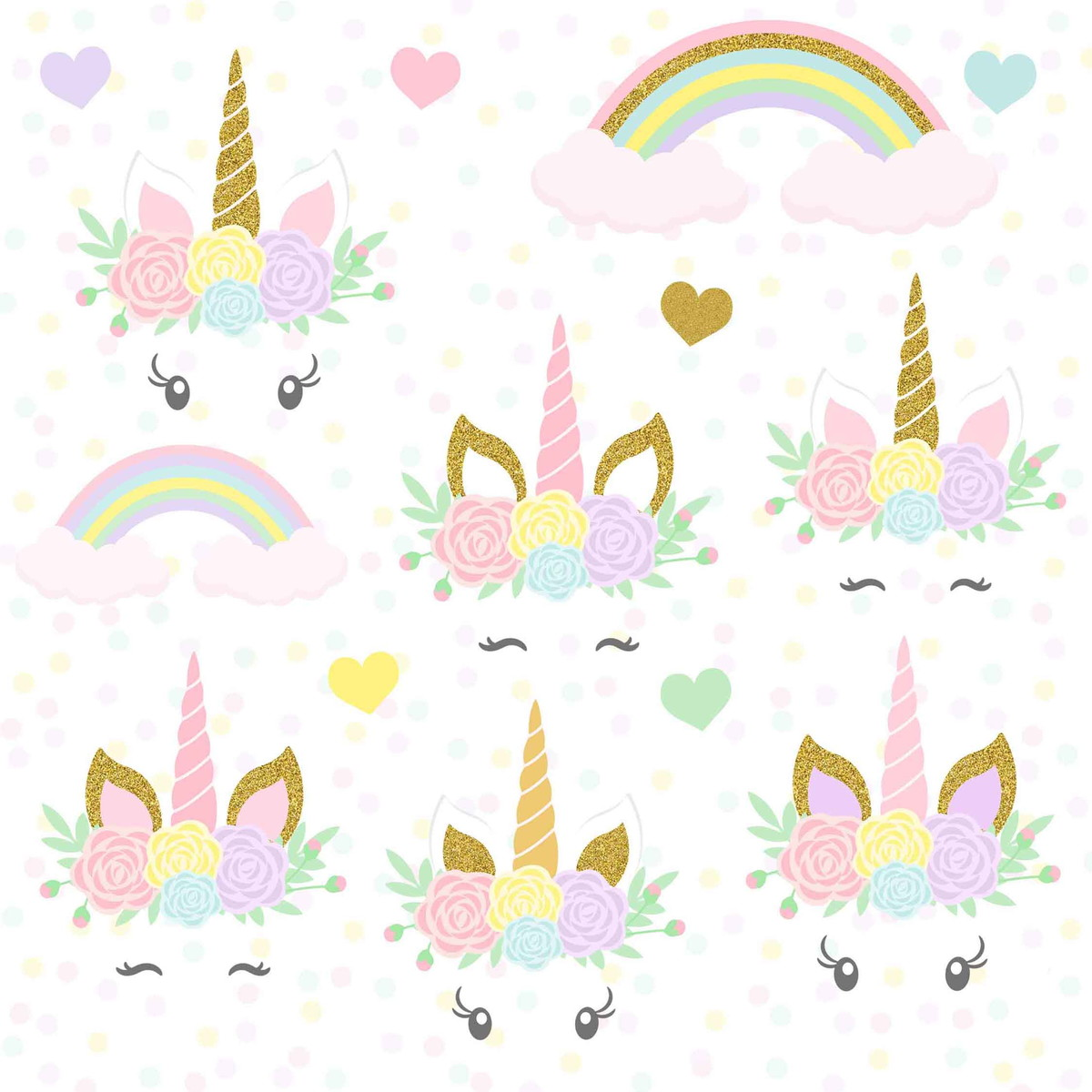 Kit Digital Unicornio