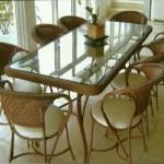 Jogo De Mesa Com 8 Cadeiras Sala De Jantar No Elo7 Oliveartes Ca3a1f