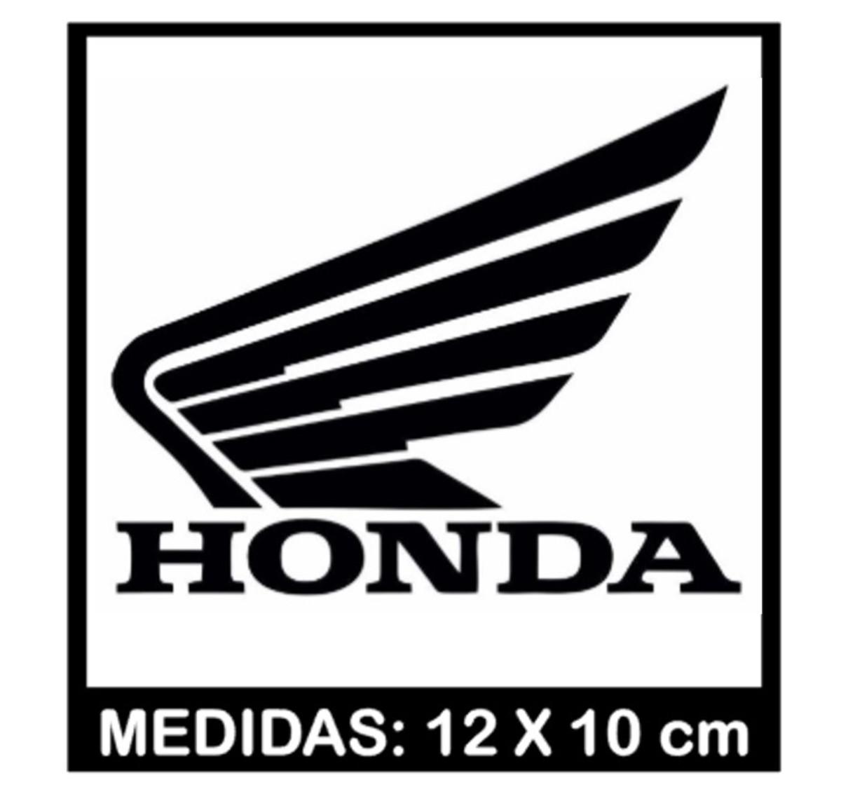 adesivos asas HONDA decorativo para moto personalizado no