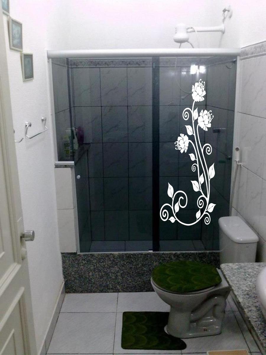 Adesivo Box Blindex banheiro no Elo7  Adesivos Sempre