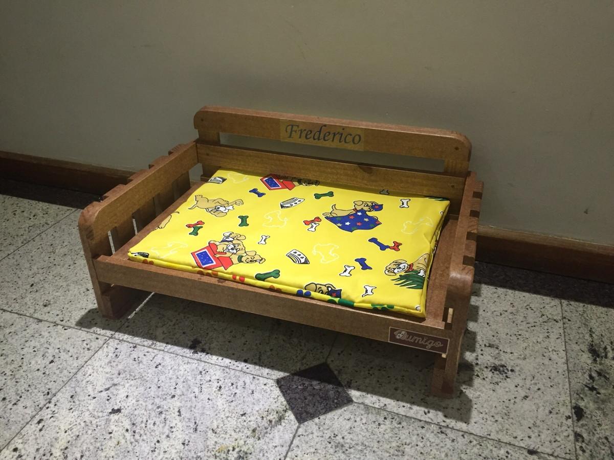 sofa e colchao osasco colorful sofas for sale cama com colchão pet de madeira aumigo elo7