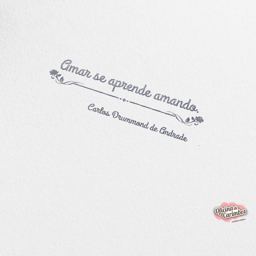 AMAR SE APRENDE AMANDO CARLOS DRUMMOND DE ANDRADE PDF