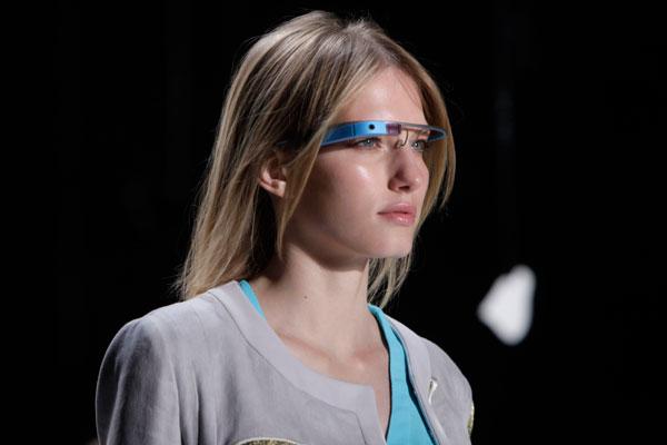 Proyecto Google Glass reaparece en la semana de la moda de Nueva York