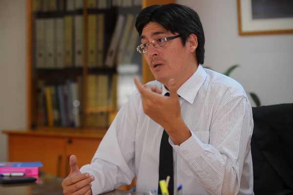 Subsecretario Pedro Huichalaf aboga por la neutralidad en la red en conferencia NETmundial