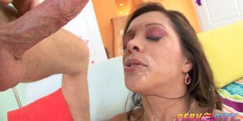 PervCity European Mom Sucking Dick