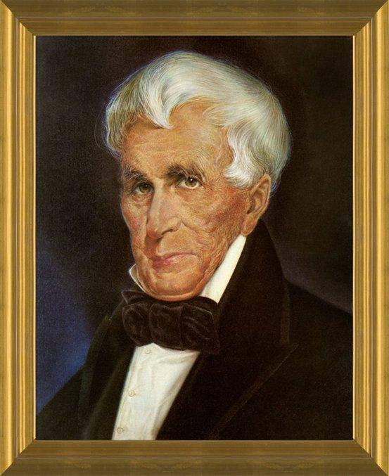 william h harrison presidential
