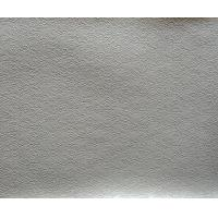 Custom Printed Faux Leather Upholstery fabric , Commercial