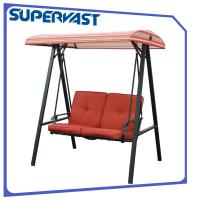 Double Seats Patio Furniture Accessories Canopy Swing ...
