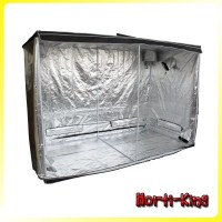 hydroponic grow tent nylon fabric greenhouse of hortiking