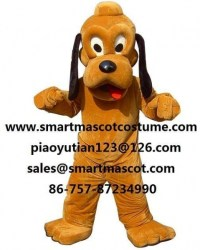 pluto the dog costume of smartmascotcostume