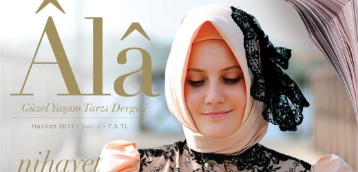 Islamisches Modemagazin Ala