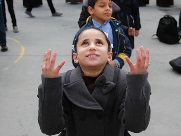 Gaza tuna rungu-tetap berdoa ata ni'mah Allah