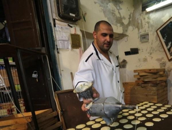 Nablus - manisan