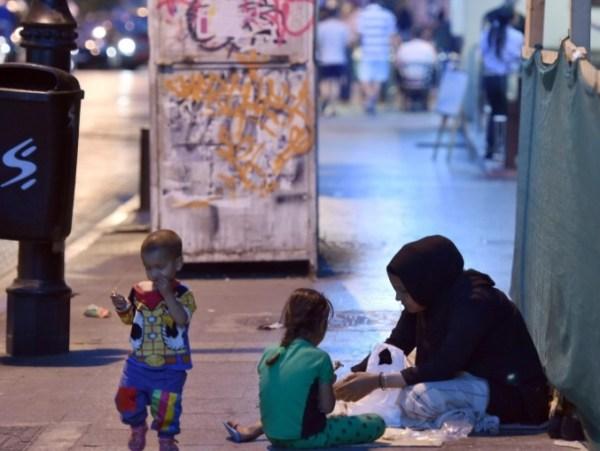 beirut - pengungsi Suriah