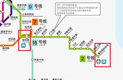 [上海] 浦東機場往市區交通 - 「磁浮地鐵一票通」單程磁浮+地鐵一日票 - 艾瑞克 Go