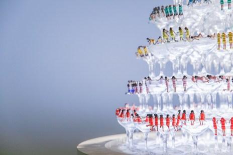展覽|超療癒的杯緣子特展 來三創生活園區-12樓展演廳當一天フチ子吧!扭蛋迷千萬別錯過了