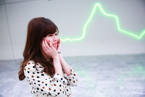 指彩 冬日潮流LOOK 韓國3CE Mood Recipe 秋天楓葉系列指甲油 美翻5色通通包了試色文