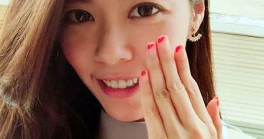 指彩 2016夏日繽紛新色 UNT指甲彩-永遠存在的少女心 西瓜紅VS草莓牛奶粉