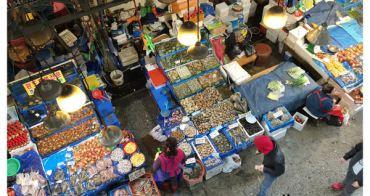 韓國|2015首爾自由行Day2-2♥第一次生吃章魚 鷺梁津水產市場海鮮體驗去