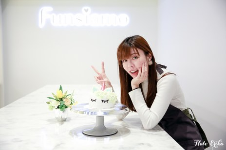 台北手作蛋糕店 京站Funsiamo不髒手的烘培教室 情侶、姊妹們下午茶約會好去處!
