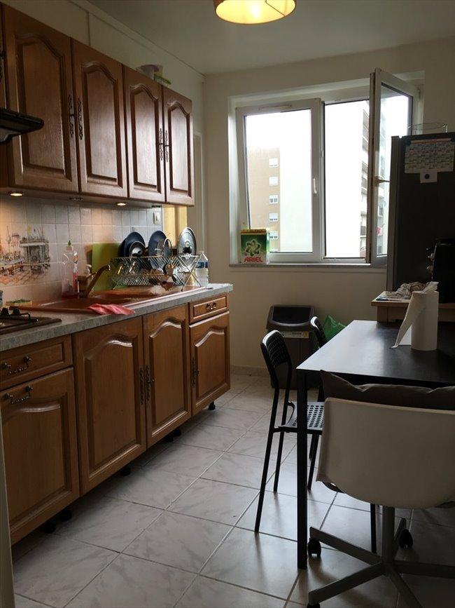 Colocation  BonneuilsurMarne  Coloc meuble  10min  pieds metro Crteil Prefecture  500