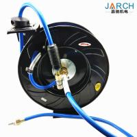 Black 900psi Air Retractable Hose Reel Low Pressure ...