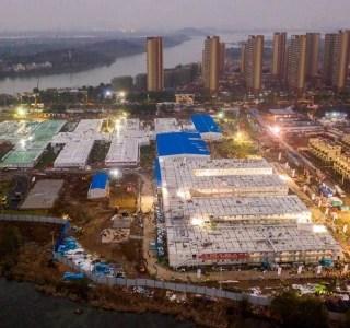 China constrói hospital em 10 dias para tratar pacientes ...