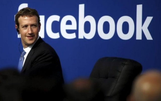Mark Zuckerberg, presidente executivo do Facebook