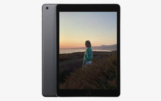 iPad is also new at Apple's event