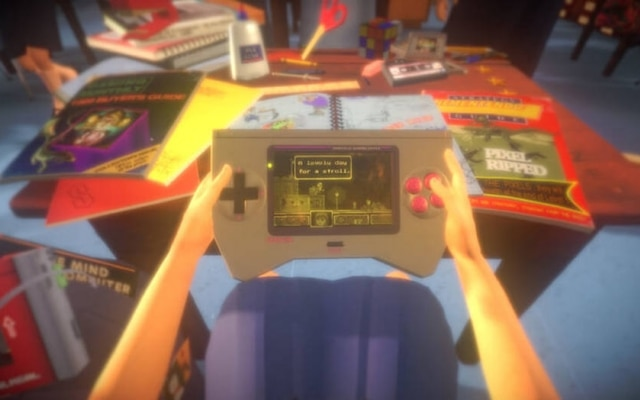 Pixel Ripped 1989 é primeiro capítulo de série que presta homenagem aos games do passado com ajuda da realidade virtual