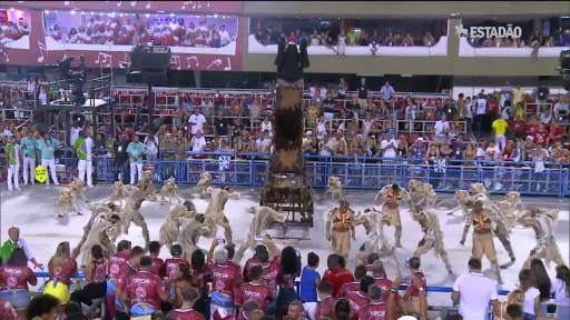 Resultado de imagem para Beija-Flor é a grande campeã do Grupo Especial do carnaval