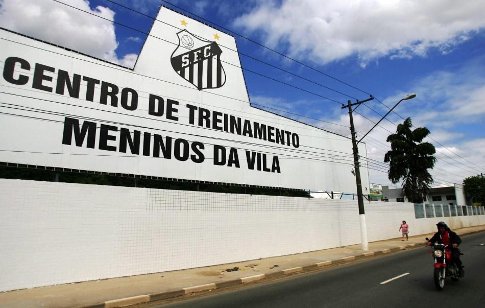 CT Meninos da Vila - Esportes - Estadão