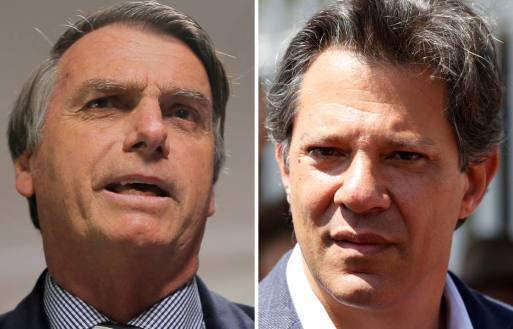 Haddad Bolsonaro