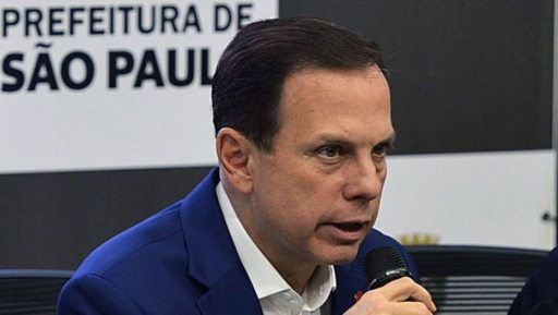 Doria reprova performance no MAM
