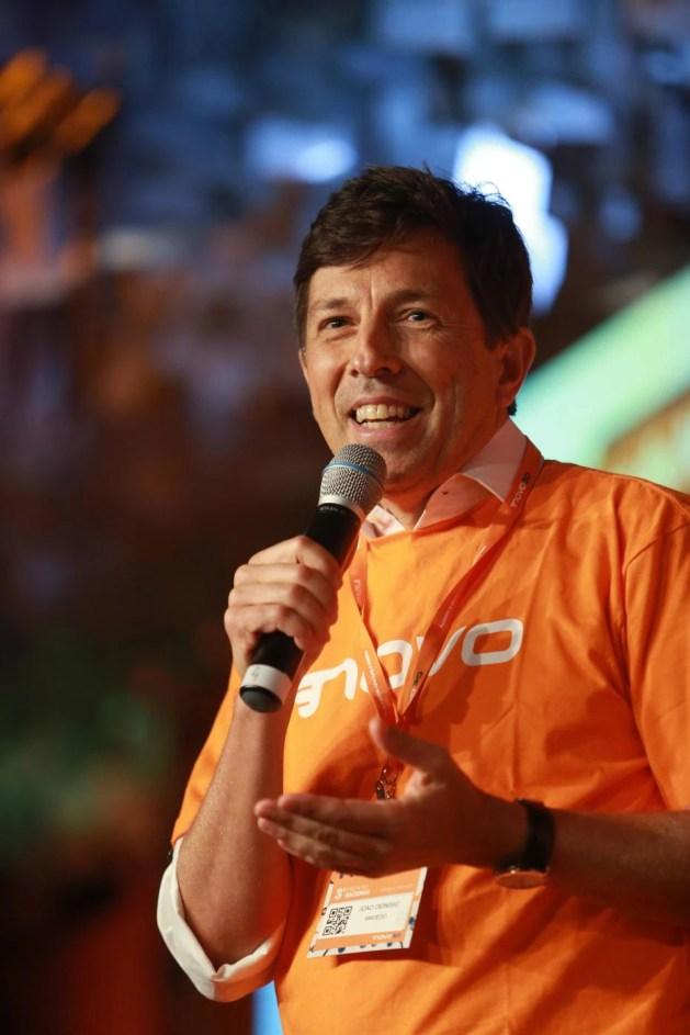 João Amôedo