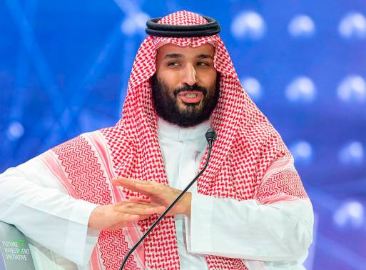 Mohammed bin Salman - Arábia Saudita