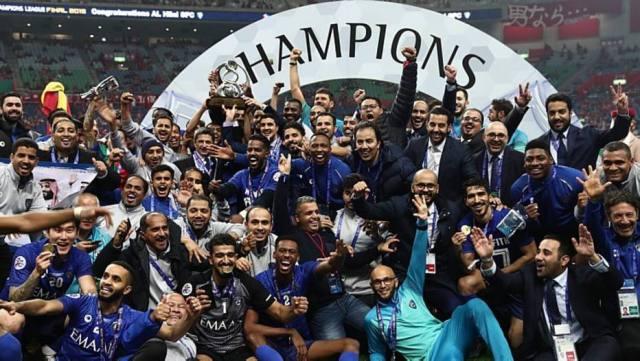 Al Hilal garantiu vaga no último domingo, ao ganhara a Copa da Ásia