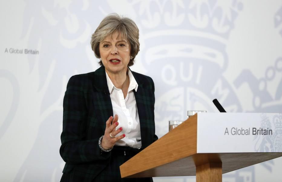 A premiê britânica, Theresa May, afirmou que acordo final do Brexit será votado pelo Parlamento