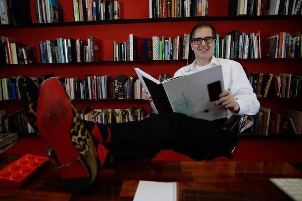 Charles Cosac é o novo diretor da Biblioteca Mário de Andrade