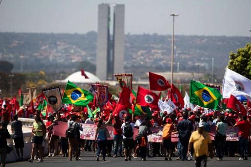 MST em Brasília