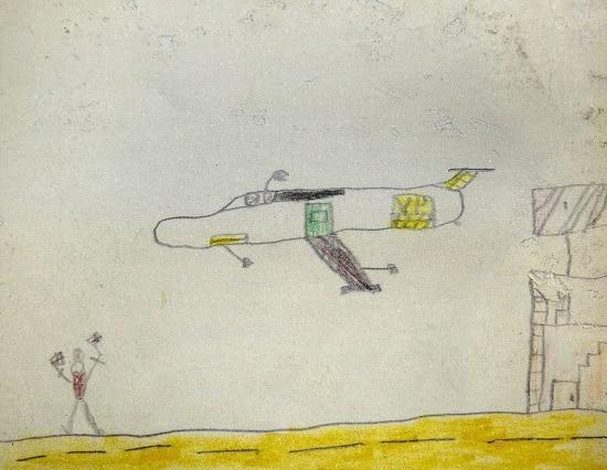 Marcos Amaro começou a desenhar com 3 anos