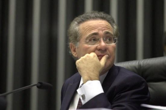 Aliança com Renan Calheiros dá trégua à crise