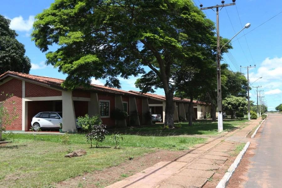 Moradia: vila da empresa abriga 400 famílias a custos simbólicos