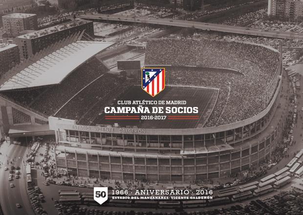 Socios Atlético de Madrid