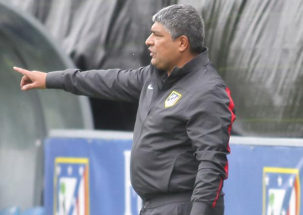 Temporada 2013-2014. Ferney Agudelo dirigió al primer equipo