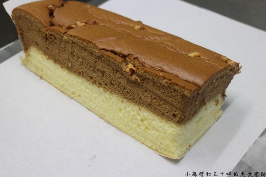 台南 香味鮮明且濕軟到極致的古早味蛋糕 台南市歸仁區|名風現烤蛋糕