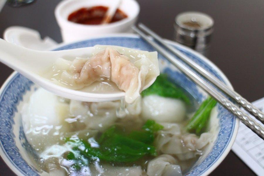 台南 餛飩皮薄餡美味,來自高雄左營,承傳自外省阿北的好滋味x台南鹹湯圓來這尋 台南市永康區|杜桑灶咖