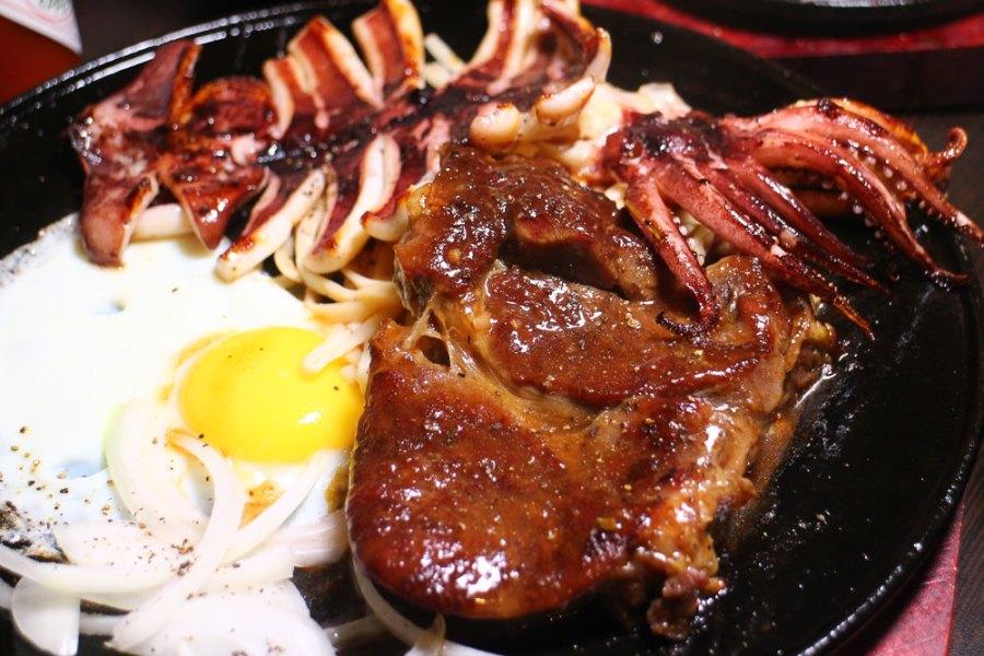 台南 麻豆平價牛排店 台南市麻豆區|午食5分鐵板牛排