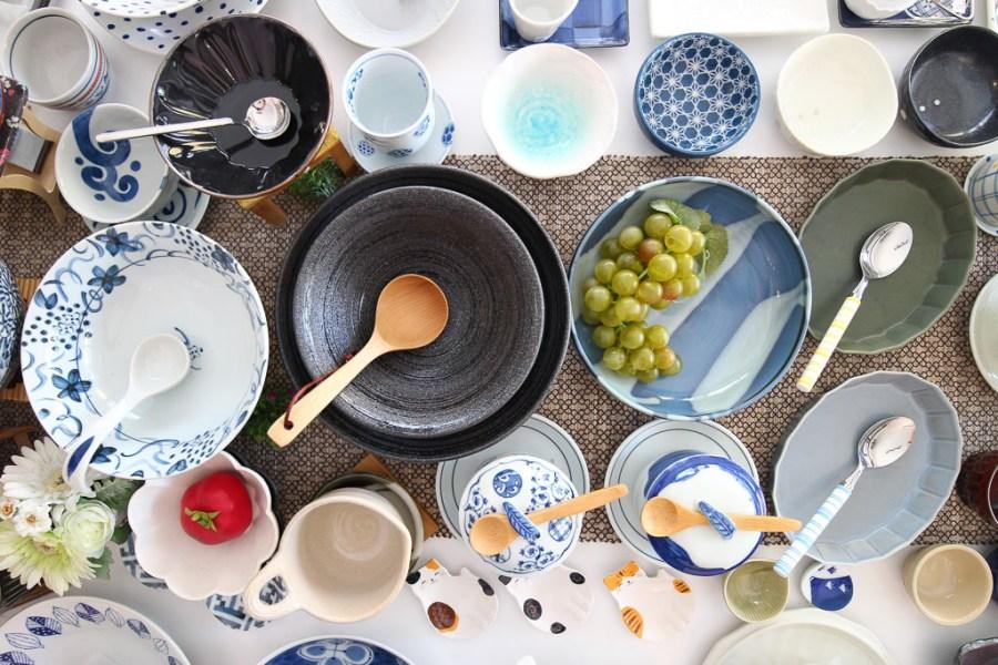 台南 買日式餐盤食器嗎?餐盤精美,拍照、自用、開店免煩惱 台南市北區|萌物多