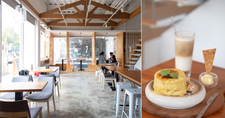台南 海安路上清新系咖啡甜點店,餐點好看又好拍,下午茶約會小憩好去處 台南市中西區|成真咖啡